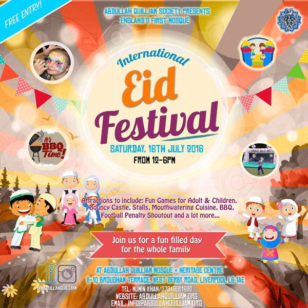Eid Festival 16-7-2016