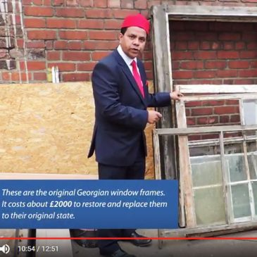 Restoring England's First Mosque Video