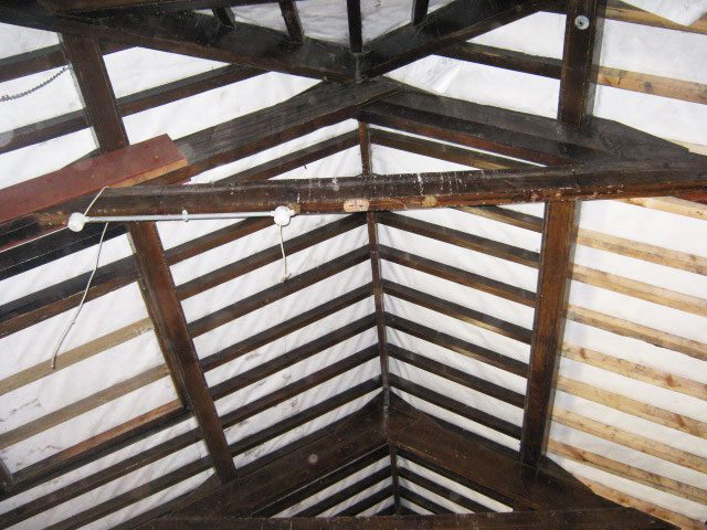 Original beams