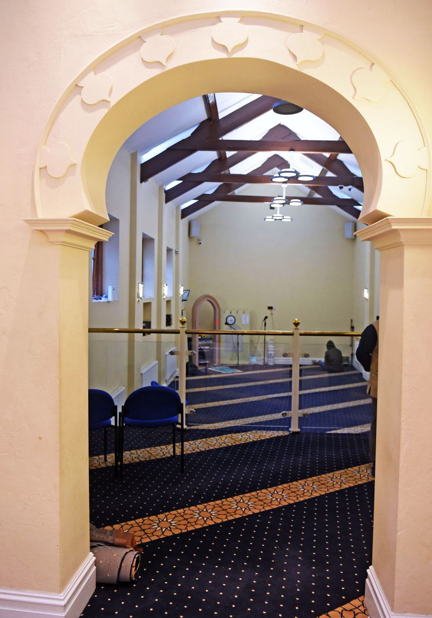 Arch Design For Hall Zion Star