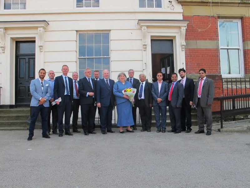 Visit by The Lord Lieutenants of the North West Region