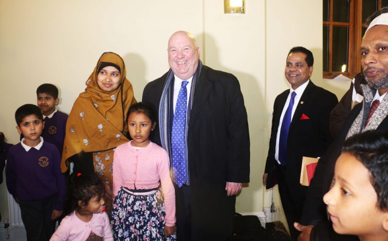 Lord Mayor Joe Anderson