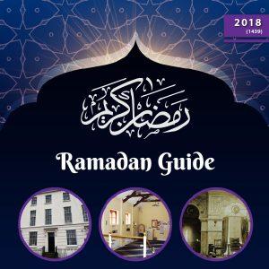 AQS Ramadan Guide 2018
