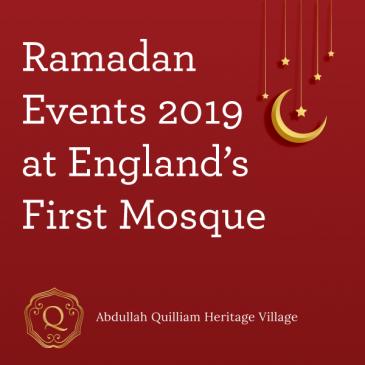 Ramadan Events