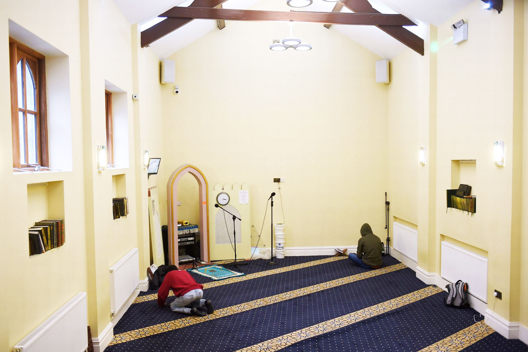 Interior-Abdullah-Quilliam-Mosque-Prayer-Hall